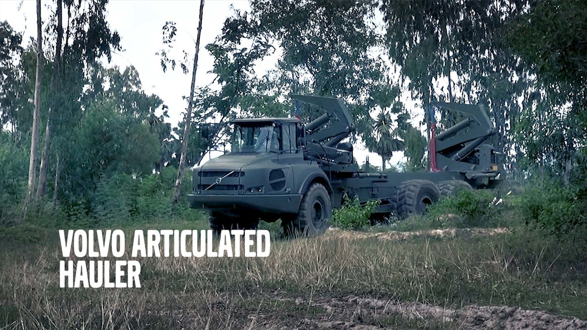 Volvo Defense ATMAT – ISL